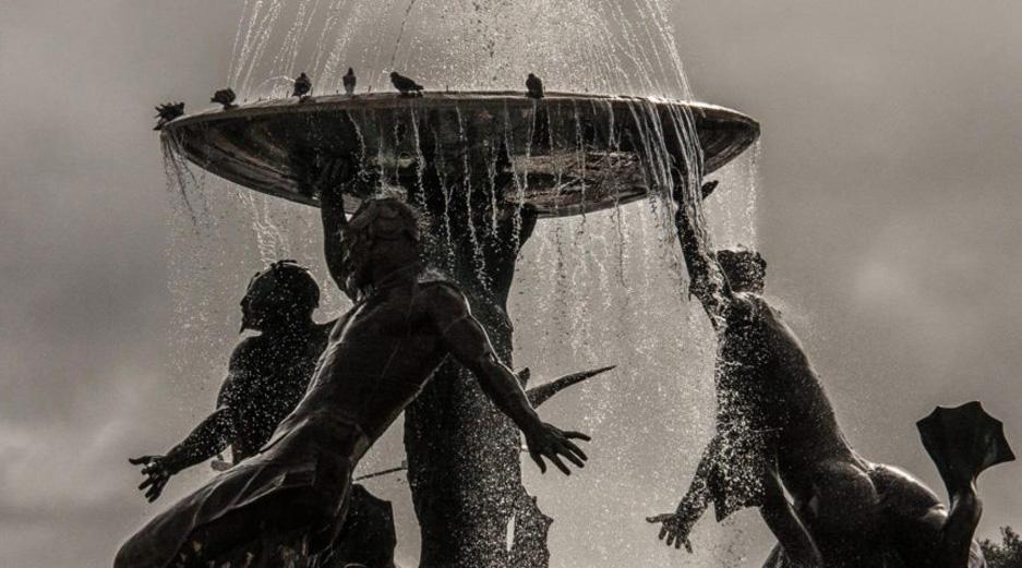 The Triton Fountain Malta