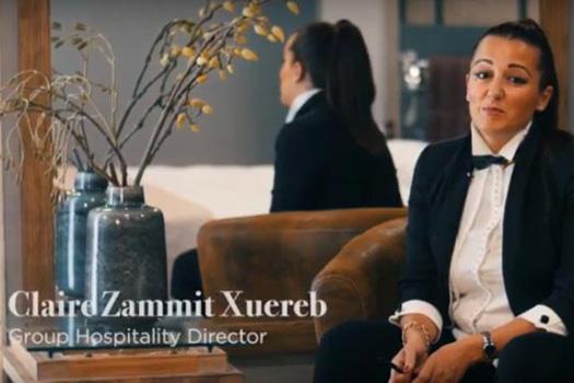AX The Saint John - Claire Zammit Xuereb