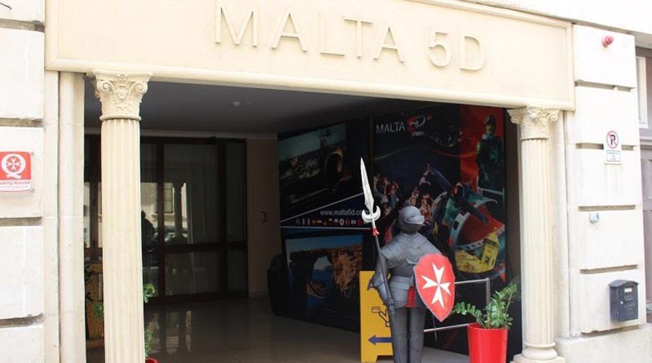Valletta Museums - 5D Malta