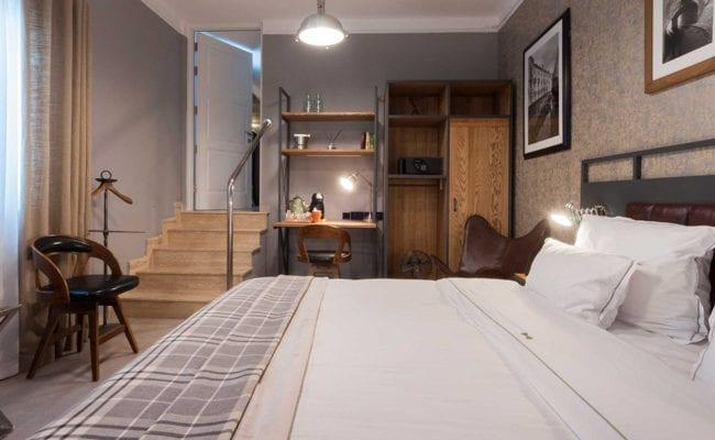 Comfort Quad Room