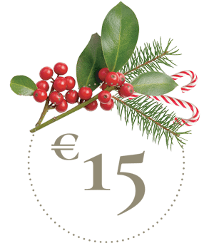 AX The Saint John - Christmas 15 Euro Gift Voucher