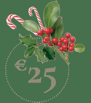 AX The Saint John - Christmas 25 Euro Gift Voucher
