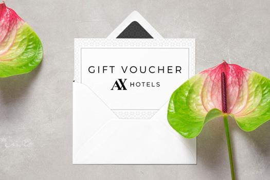 AX The Saint John - Gift Vouchers