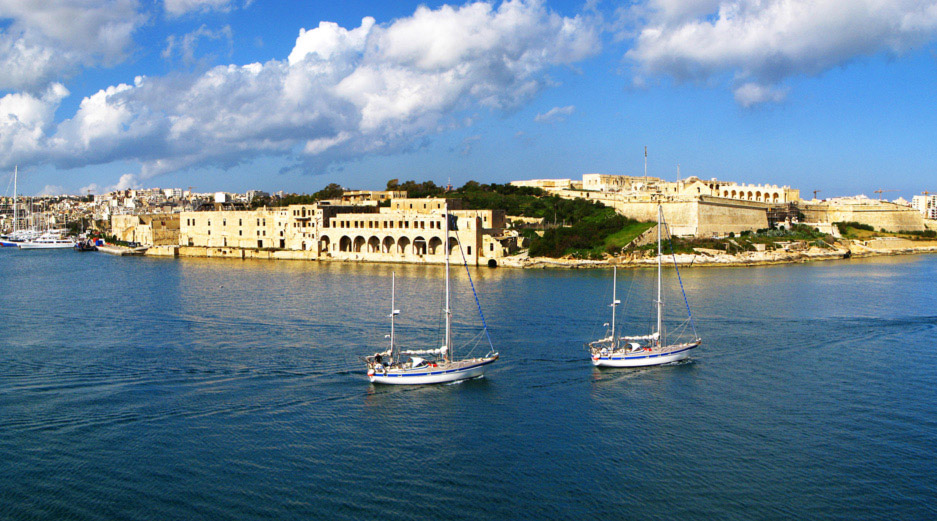 What to do in Valletta - Sea Views