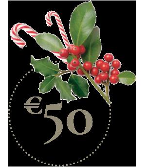 AX The Saint John - 50 Euro Christmas Voucher