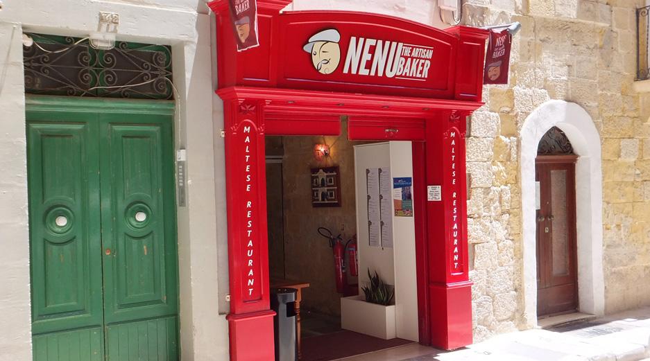 Valletta restaurants - Nenu the Artisan Baker