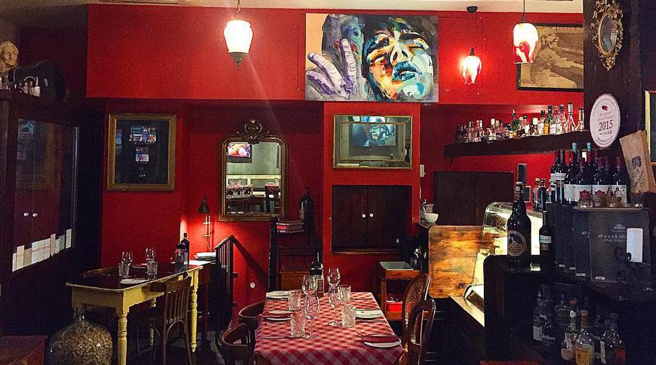 Valletta restaurants - Trabuxu Bistro