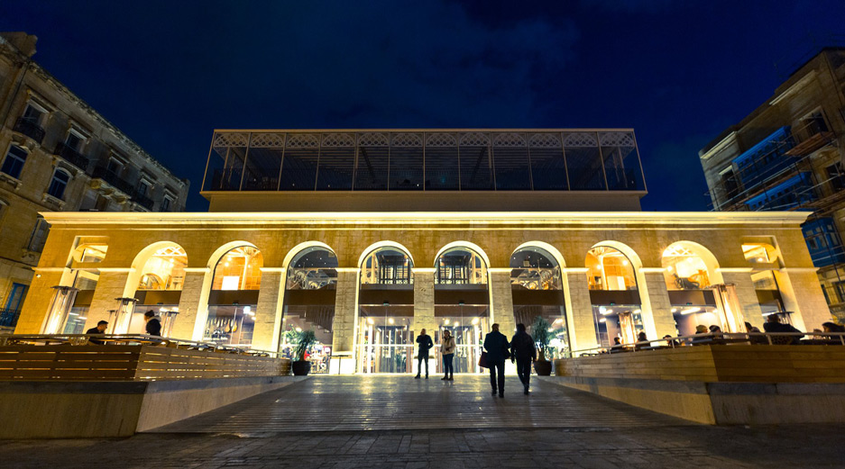Valletta restaurants - Is-Suq tal-Belt