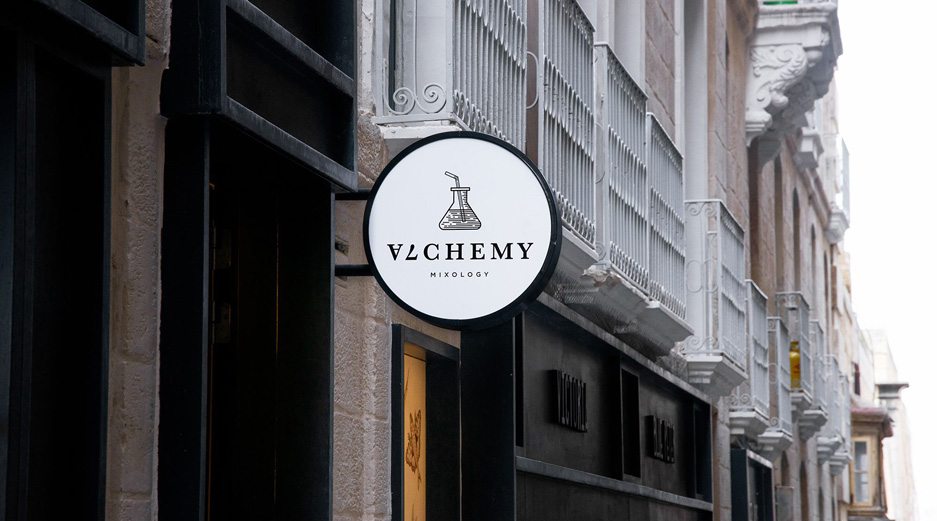 Bars in Valletta - Alchemy