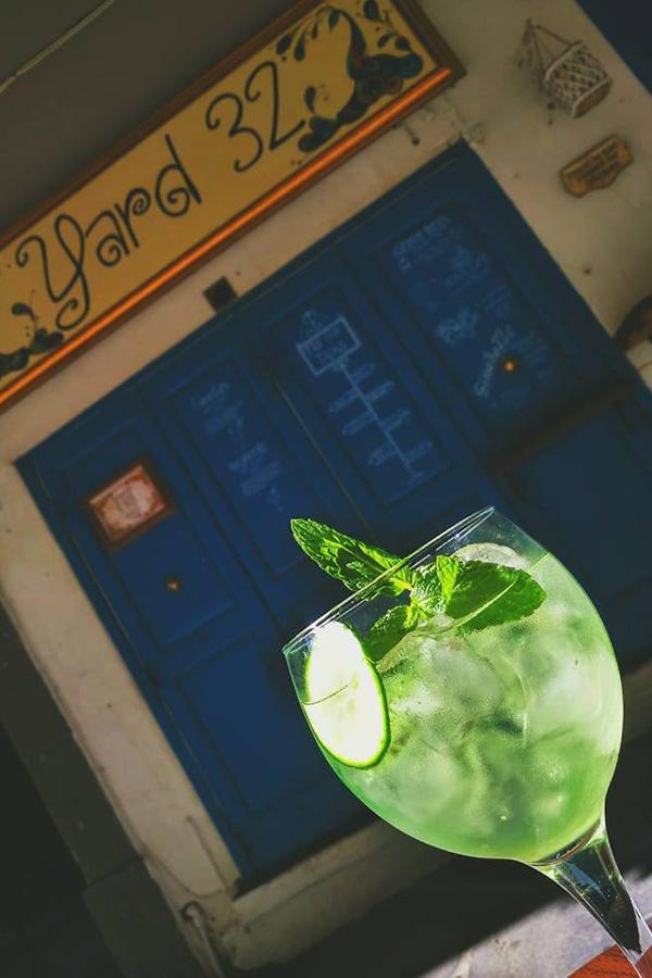 Bars in Valletta - Yard 32