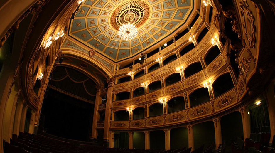 The Manoel Theatre, Malta