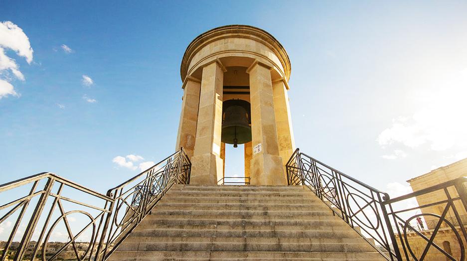 Seige Bell Memorial, Valletta