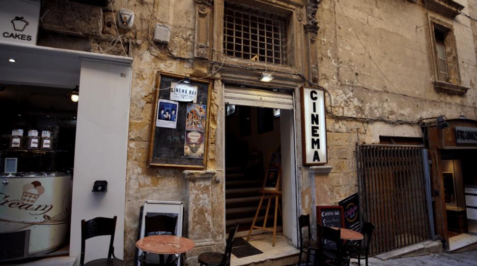 City Lights Cinema, Valletta