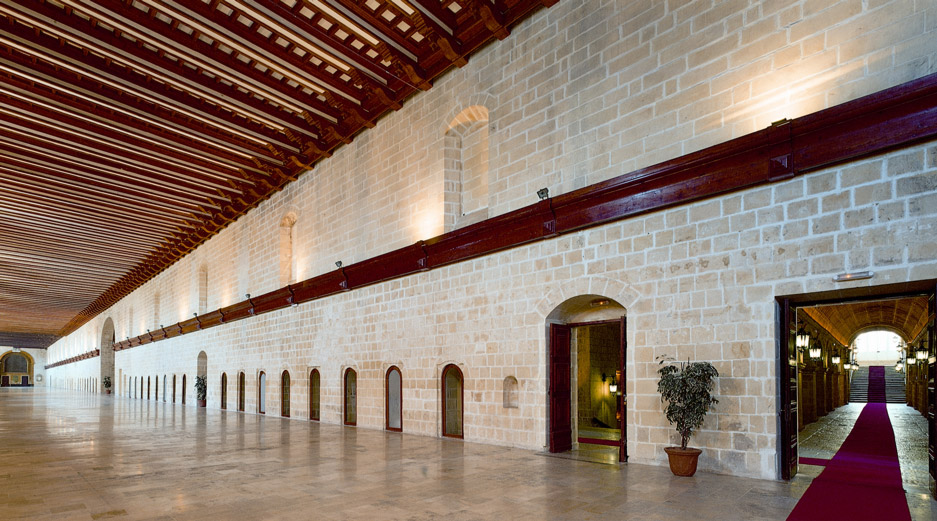 La Sacra Infermiera, Valletta
