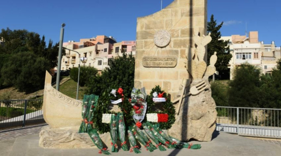 Republic Day Monument, Malta