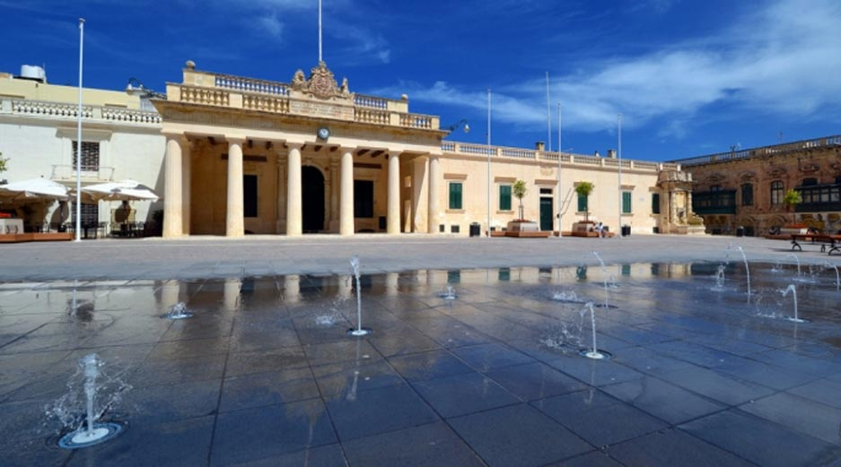 Valletta Sightseeing - St. George's Square